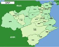 徳島県MAP