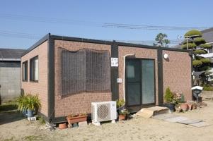 兵庫県のユニットハウス買取事例