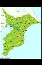 千葉県MAP