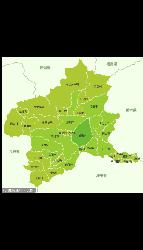 群馬県MAP