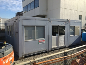 ユニットハウスの買取 愛知県名古屋市