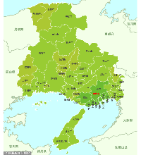 兵庫県MAP