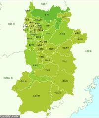 奈良県MAP